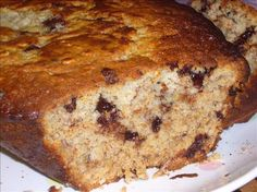This is the recipe I us,  but I use vanilla yogurt instead of the buttermilk...everyone that has my banana bread loves it!! Best ever!