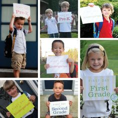 First Day of School...Free Printables