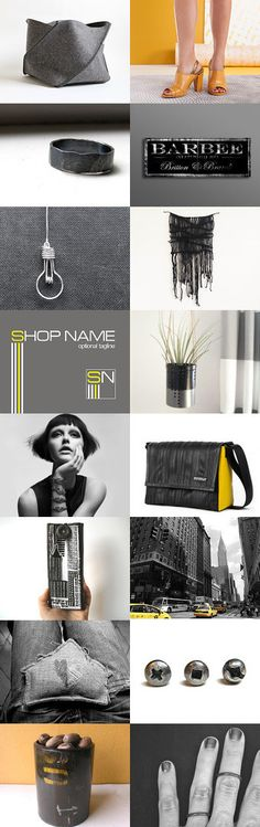 Urban Noise! by Siska on Etsy--Pinned with TreasuryPin.com
