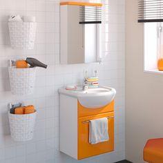 Os móveis da casa de banho também desempenham um papel importante na sua decoração.   Se pretende decorar uma casa de banho ou quer subst...