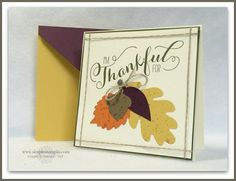 2014 I'm Thankful For Wood-Mount Stamp Set	135170 $12.95,  Autumn Accents Bigz Die	127812 Price: $21.95