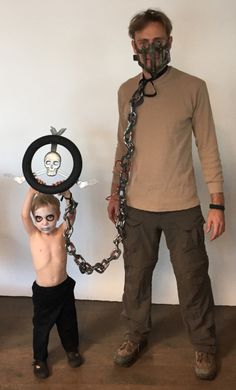 Mad Max and War Boy Nux Father / Son Costume by…                                                                                                                                                                                 More