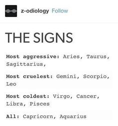 Yep I'm Aries the aggressive one lol cause I am really short tempered
