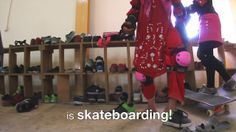 Afghanistan's Girl Skaters – Kabul 2012. Curious about what's happening during the summer days at Skateistan in Kabul? Well, in July we film...