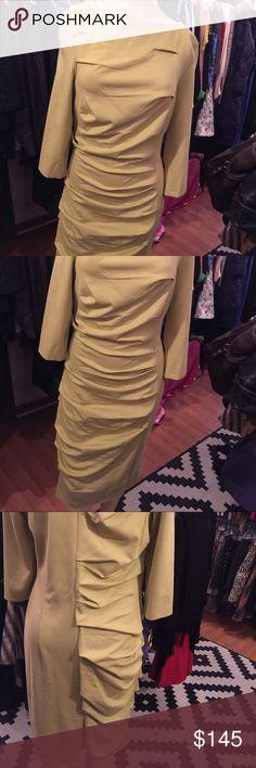 NWT Escada Dress is fabulous and very flattering for curvy girls Escada Dresses