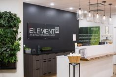 We recently worked with Jenny and her team on choosing of paint colours, flooring, lighting and furnishings in various areas of the spa.  For those who haven't yet had the opportunity to check out Element 5 Spa's recent expansion, now might be the time!  #interiordesign #spa #moderndesign #modern #tuckstudio #tuckinteriors #commercial