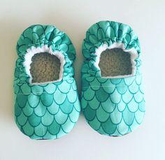 Mermaid Baby Booties, CutieBooties, Mermaid Life, @ShopCutieBooties, mermaid slippers, mermaid theme