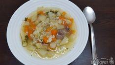 Karalábéleves Ramen, Soup, Ethnic Recipes, Soups
