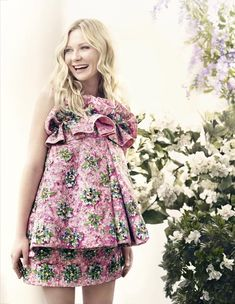 Kirsten Dunst is Bazaar's May cover star :: Harper's BAZAAR