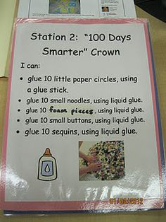 100th Day - Stations