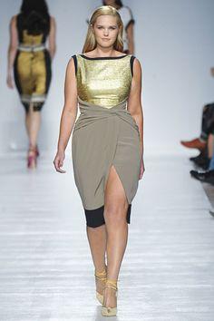 Elena Miro Spring 2012 RTW #plus #size #designer