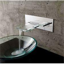 Bath Glass Waterfall