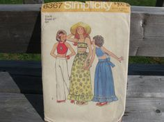 Simplicity Girls Sewing Pattern