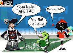 """Totalmente desesperado, Palmeiras apela ao STJD e tribunal começa operação """"salva porco"""" no tapetão! http://blogmiltonneves.bol.uol.com.br/blog/2012/10/30/totalmente-desesperado-palmeiras-apela-ao-stjd-e-tribunal-tenta-salvar-o-time-no-tapetao/"""