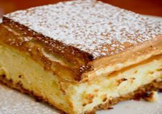 Simpla, ieftina si rapida: prajitura Printesa are un gust fantastic si e adorata de gospodine Spanish Desserts, No Cook Desserts, Sweets Recipes, Delicious Desserts, Romanian Desserts, Romanian Food, Bulgarian Recipes, Dessert Drinks, Something Sweet