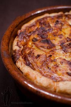 Pâté de pommes de terre au chèvre   Piratage Culinaire Ca doit être bon!!