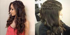 Está chegando o dia 24, véspera de Natal. Para te inspirar, nossa profissional Alessandra Carvalho mostrou alguns penteados para Ceia de Natal!