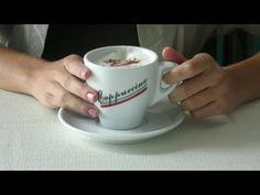 Coffee Buzz #1: Homemade Cappuccino - YouTube