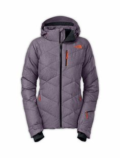 The North Face Womens Manza Down Jacket (Prussian Blue Heather) Fall Jackets, Jackets For Women, Women's Jackets, Puffer Jackets, North Face Women, The North Face, Vest Jacket, Hooded Jacket, Winter Outfits