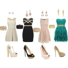 glam it up for a holiday party. cute and classy cocktail dresses for any occassion.