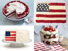 Stars, Stripes and Everything Nice: 4th of July Treats — Summer Soiree @foodnetwork