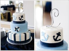 Modern Nautical Wedding by Kate Yuen Photography
