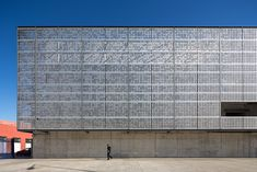 Gallery of Barcelona Sur Power Generation Plant / Forgas Arquitectes - 4