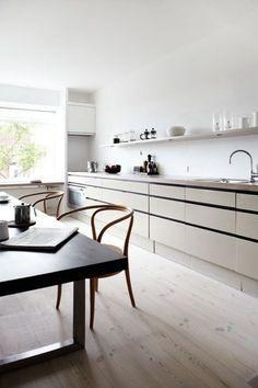 kitchen/sobriété