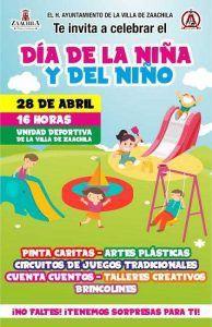 Celebrará Ayuntamiento de Zaachila el Día de la Niña y del Niño