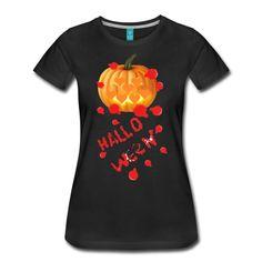 Imprimé citrouille Tee Shirts, Tees, Women, Fashion, Moda, T Shirts, T Shirts, Fashion Styles, Fashion Illustrations