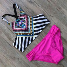 Bikini Swimwear Swimsuit Women 2017 Bikini Set Push Up Beachwear Low Waist Bathing Suit Biquini Maillot De Bain Femme Swim Suit