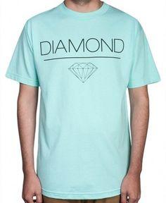 Diamond Supply Co. - WhiteSpace T-Shirt $32