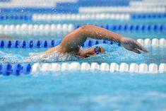 Swim Speed Series: Keep Your Head Down
