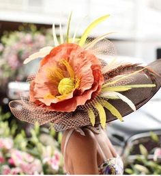 Perfect Kentucky Derby Hat!