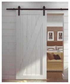 Barn Door Hardware - Interior Doors - Miami - Calusa Barn Door Hardware