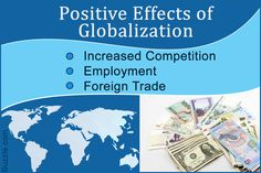 The Positive Effects of Globalization That We Never Talk About - Opinion Front Effects Of Globalization, Comparative Advantage, World Organizations, Environmental Degradation, Lost Job, Go To Japan, Employment Opportunities, New Inventions, Point Of View