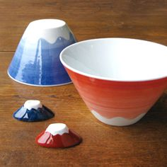 JAPANESE STYLE TABLEWARE :   FUJISAN / MARUHIRO