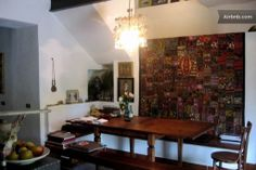 (Zi)Landhaus nahe Rom, Meer und See in Tragliatella Campitello -   a room in a country house to rent!*