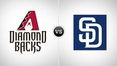 Arizona Diamondbacks vs. San Diego Padres @ Petco Park (San Diego, CA)
