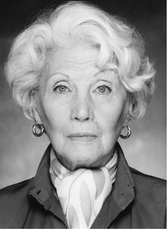 Lucienne Legfarnd (over 70) contracted with Masters modeling agency in Paris, France