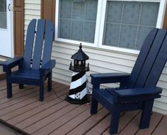 Adirondack Chairs | Do It Yourself Home Projects from Ana White