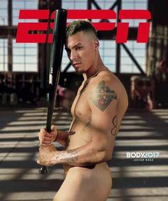 Curse-breaker. World Series champion. Cover star.   Chicago Cubs second baseman Javier Baez kicks off ESPN the Magazine's 2017 Body Issue.