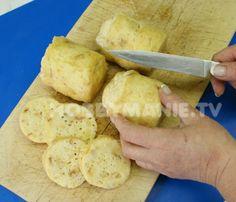Domácí knedlíky v mikrovlnce Dairy, Food And Drink, Bread, Cheese, Pizza, Breads, Bakeries, Patisserie
