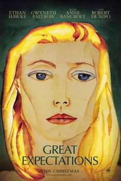 Great Expectations 1998 (painting by Francesco Clemente)
