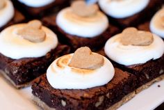 Sweet S'mores Guest Dessert Feature | Amy Atlas Events