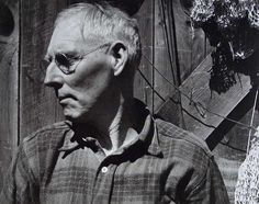 Leo Wass (my grandfather) by famous photographer Paul Strand