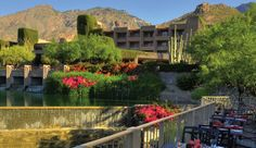 Loews Ventana Canyon: The resort is in the foothills near Tucson, and has many opportunities for hiking and biking.
