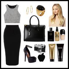 Sleek Coco Chanel, Bangs, Polyvore, Image, Fashion, Fringes, Moda, Fashion Styles, Bangs Hairstyle
