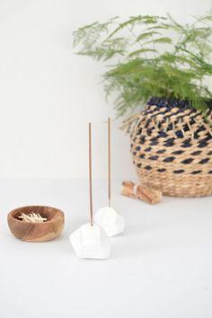 DIY | incense holder