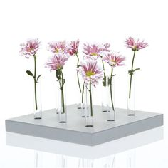 Calla Vase Silver | featured on Fab | by Chive